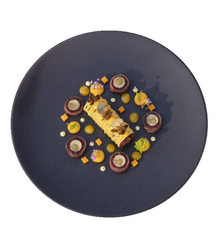 Gaztelur - Restaurant Arcangues