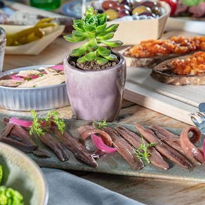 La Carte - Le Potager - Restaurant Arcangues